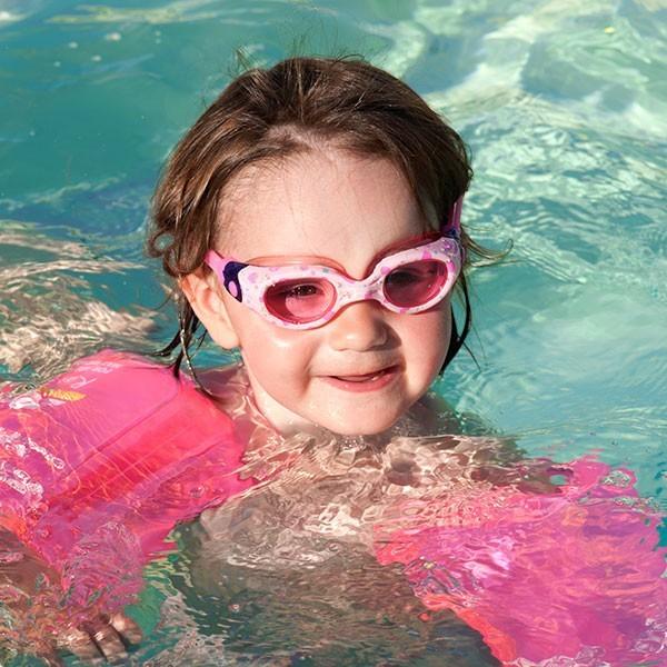 Lunettes piscine enfant choupi girl la boutique desjoyaux for Choupi a la piscine