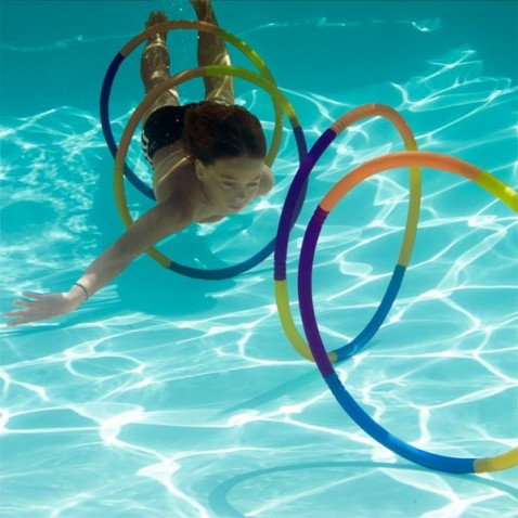 Jeux de piscine Hoops