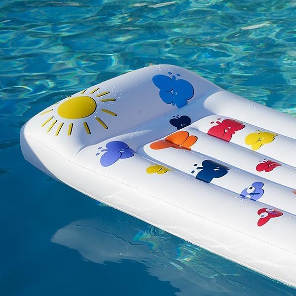 Matelas de piscine gonflable spring la boutique desjoyaux - Matelas gonflable piscine ...