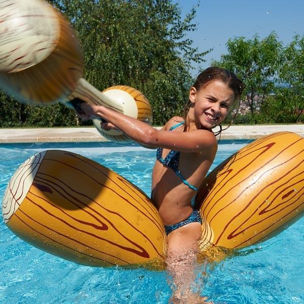 Jouet gonflable piscine castor junior la boutique desjoyaux - Ou acheter une piscine gonflable ...