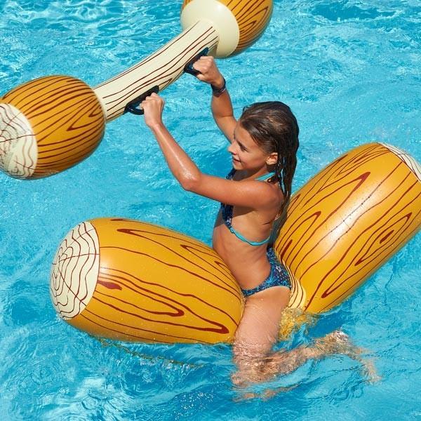 Jouets et accessoires de piscine