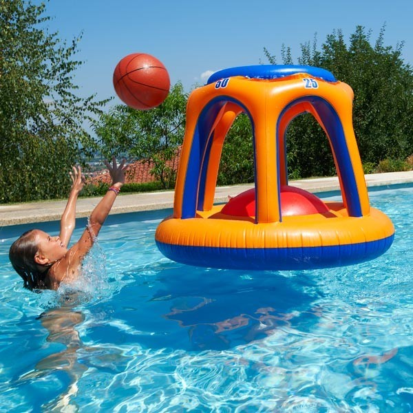 Panier de basket piscine basket xxl la boutique desjoyaux for Aspirateur piscine geant casino