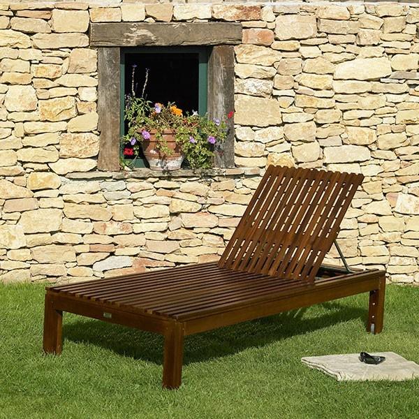 Bain de soleil bois cagliari la boutique desjoyaux for Transat bain de soleil bois