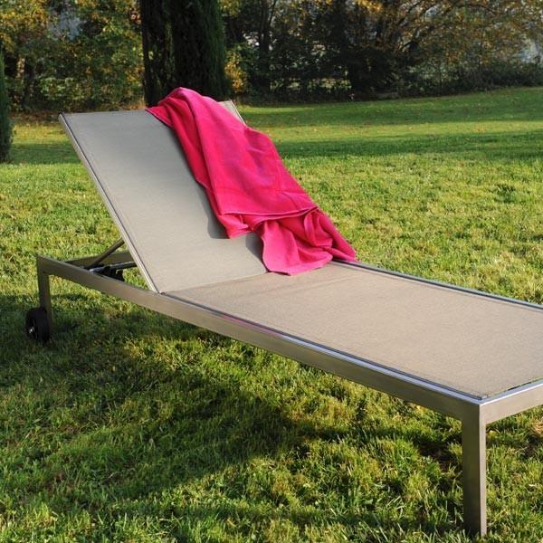 Chaise longue siena - La chaise longue boutique ...