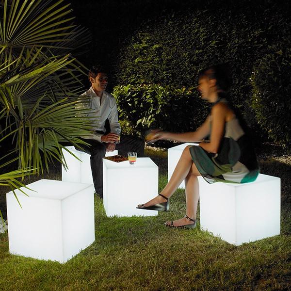 Cube Lumineux Piquer Cub La Boutique Desjoyaux