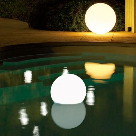Lampe flottante Luna