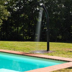 Douche extérieure solaire Doccia