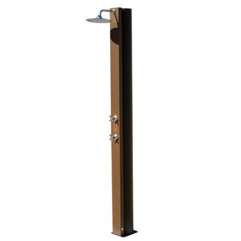 douche piscine aquabella brown. Black Bedroom Furniture Sets. Home Design Ideas