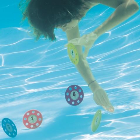 Jeu de piscine animaux lest s la boutique desjoyaux for Animaux gonflable piscine