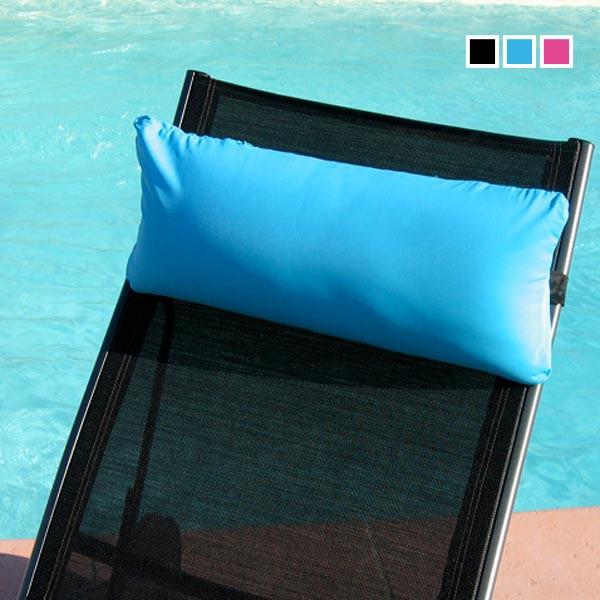 Coussin repose t te piscine smooh la boutique desjoyaux for Coussin exterieur pour piscine
