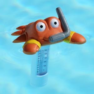Thermometre piscine Animals Craby