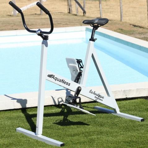 Aquabike Poolbike Gris
