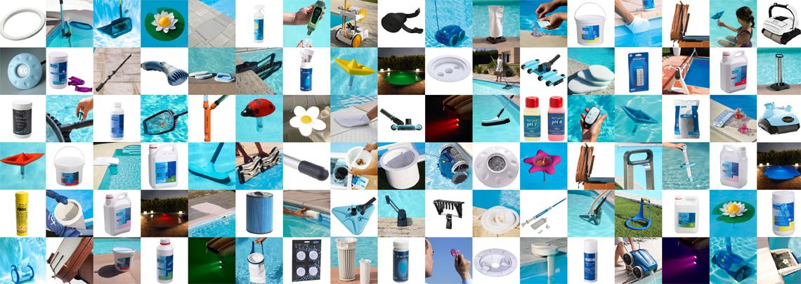 tous les accessoires piscine pour l 39 entretien piscine. Black Bedroom Furniture Sets. Home Design Ideas
